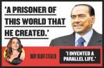 Berlusconi prigioniero