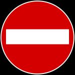 divieto di accesso