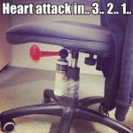 L'infarto è vicino