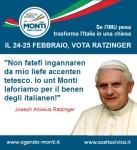 Vota Ratzinger Nicolò