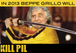 beppe grillo kill bill