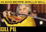 beppe grillo kill bill