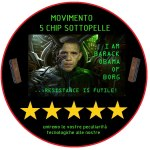 Movimento 5 chip sottolapelle