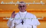 Papa Fransceco grillino