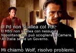 Wolf e il governo