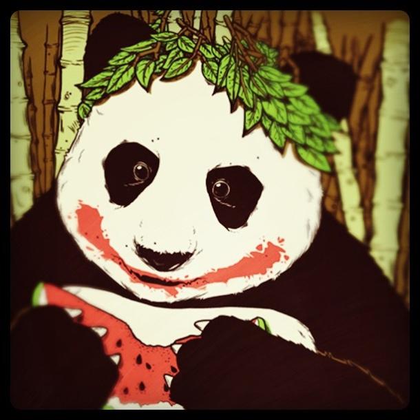panda joker