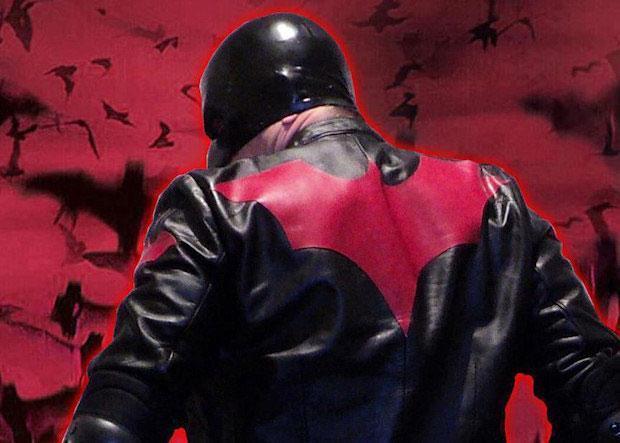 supereroe dark wing