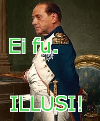 Berlusconi napoleone