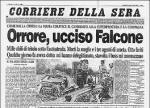 orrore falcone