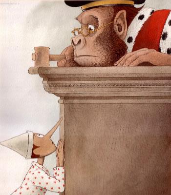 Giudice-Pinocchio