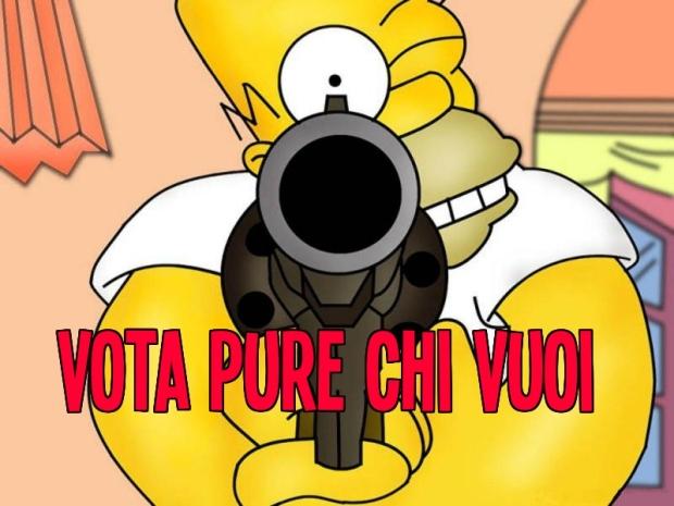 simpson pistola
