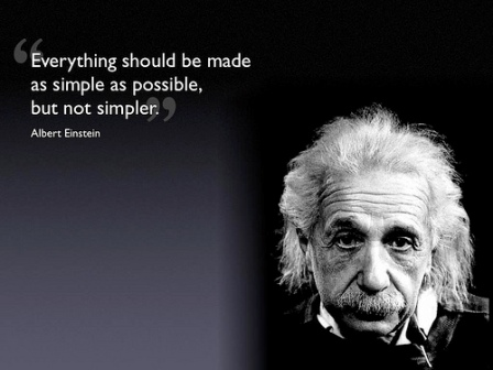 einstein-simple-things
