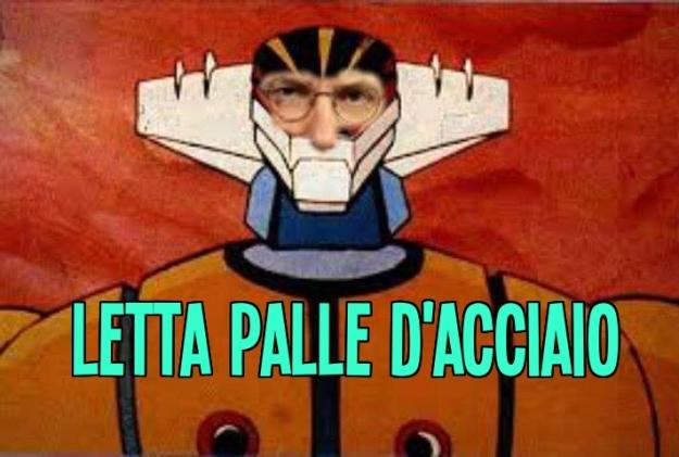 Letta Palle d'Acciaio
