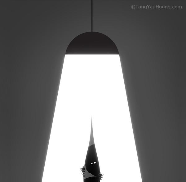 dentro la luce
