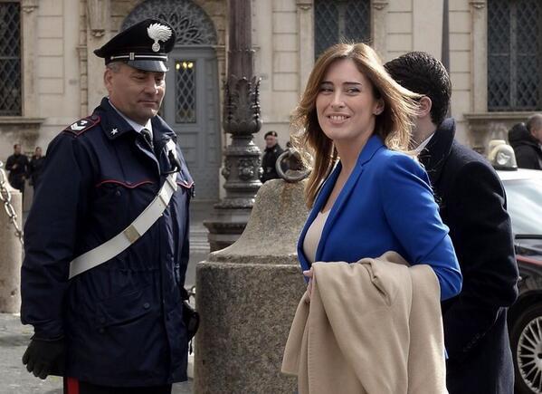 Boccia e il carabiniere